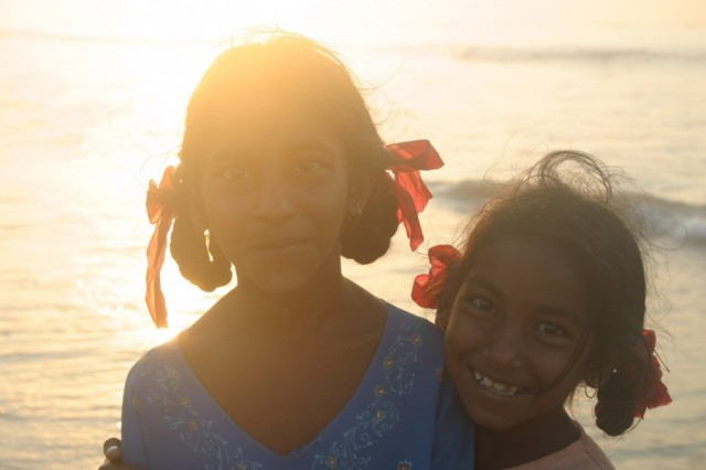 Дочери океана