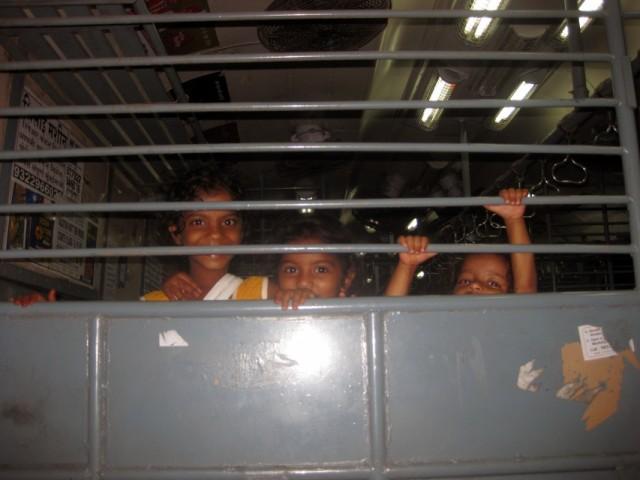 Детки в клетке