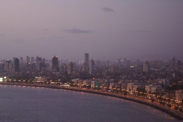 Мумбай Marine Drive