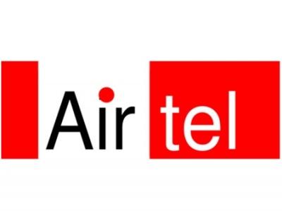 Логотип оператора мобильной связи Airtel
