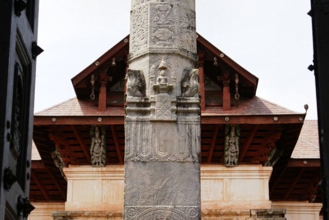 Мудабидри, Chandranatha-Tempel