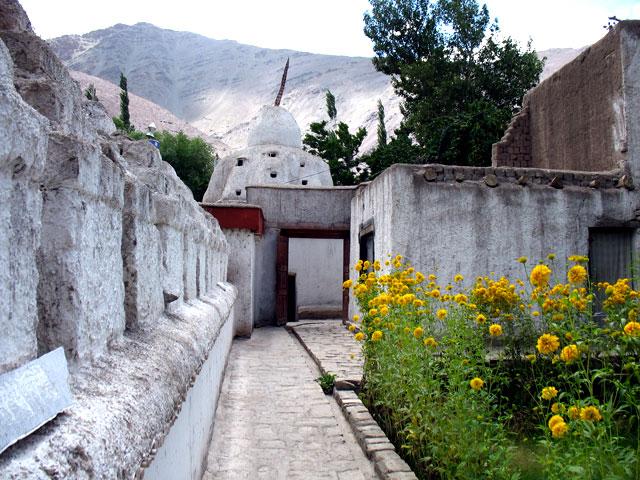 Монастырь Алчи, Ладакх