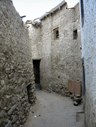 Улочка в старом Лехе