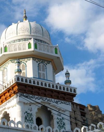 Мечеть в Лехе
