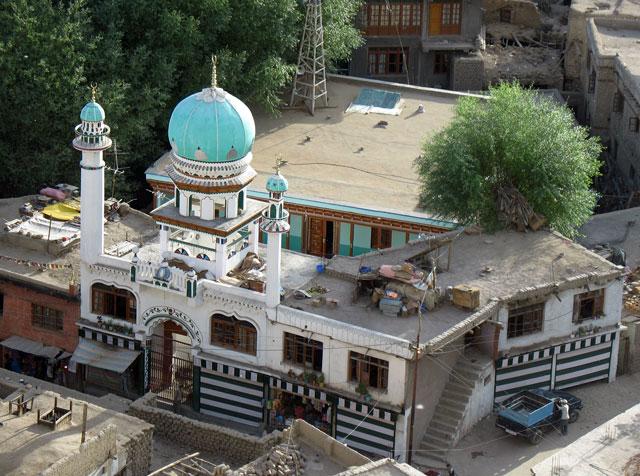 Мечеть, Ле