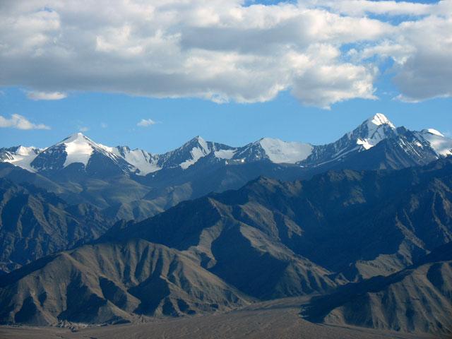Гималаи близ Ле, Ладакх