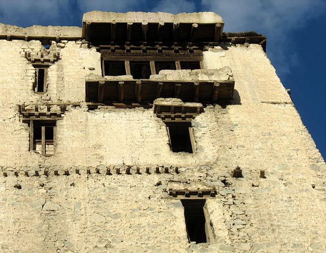 Старый дворец, Лех, Ладакх