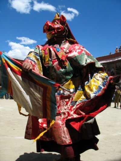 Танец масок, Пьянг, Ладакх