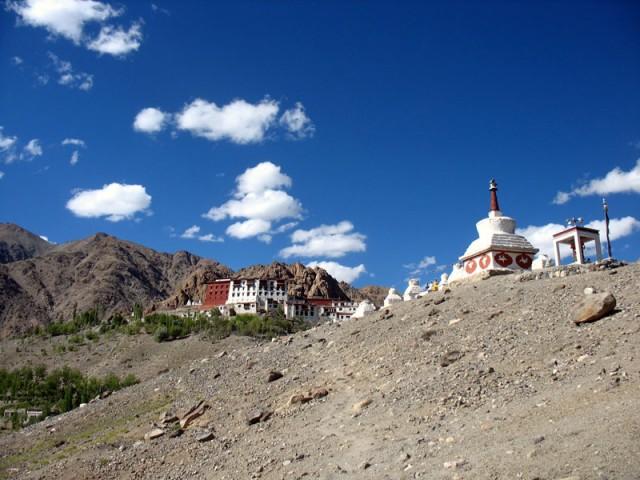 Монастырь Пьянг, Ладакх