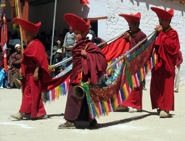 Трубы Тибета, Пьянг, Ладакх