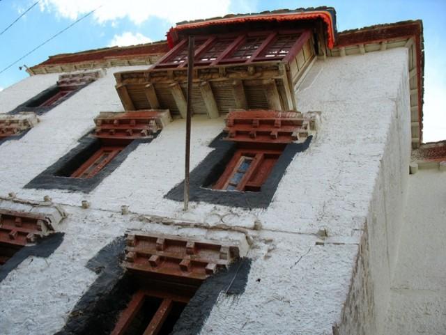 В монастыре Пьянг, Ладакх