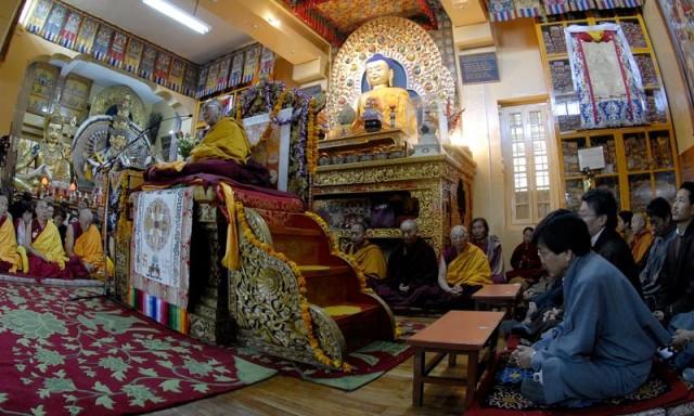 Его святейшество Далай-лама 14
