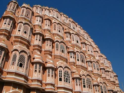 Хава Махал или Дворец Ветров в Джайпуре