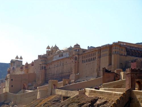 Амбер и его форт