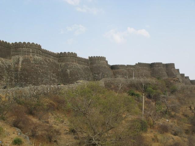 Кумбалгарх, штат Раджастхан, Индия