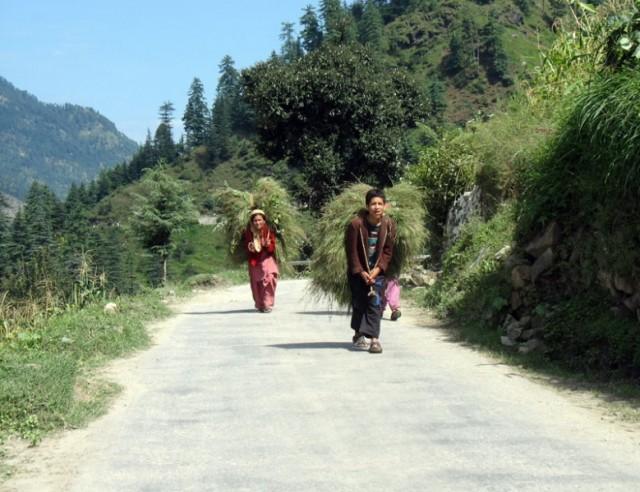 Ежедневная забота деревенских жителей