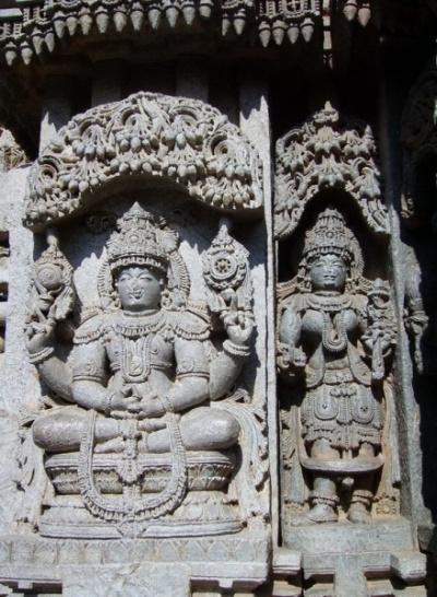 Хотя я и не великий знаток традиций изображения индийских богов