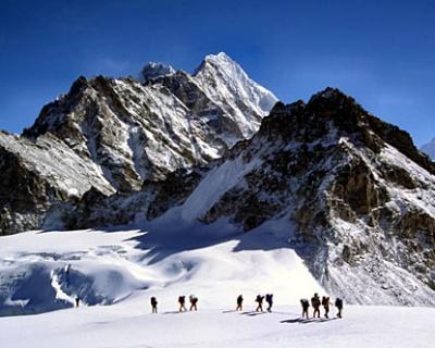 Треккинг в индийских Гималаях