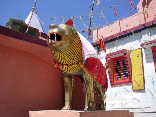 Dhengu Mata Temple