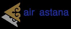 Логотип авиакомпании Air Astana