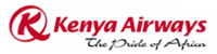 Логотип авиакомпании Kenya Airways