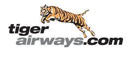 Логотип авиакомпании Tiger Airways
