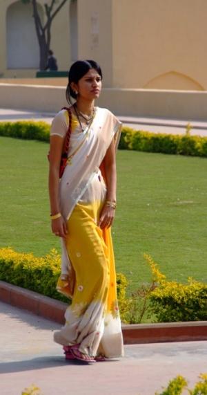 Девушка. Джайпур