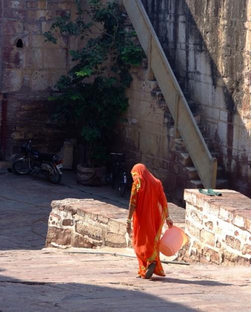 Джодпур. В форте