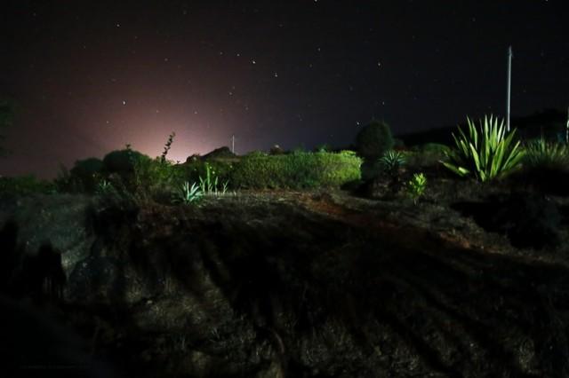 night at Mandrem