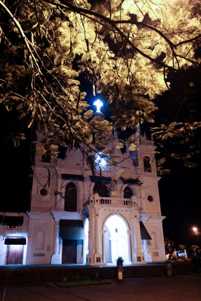Siolim church