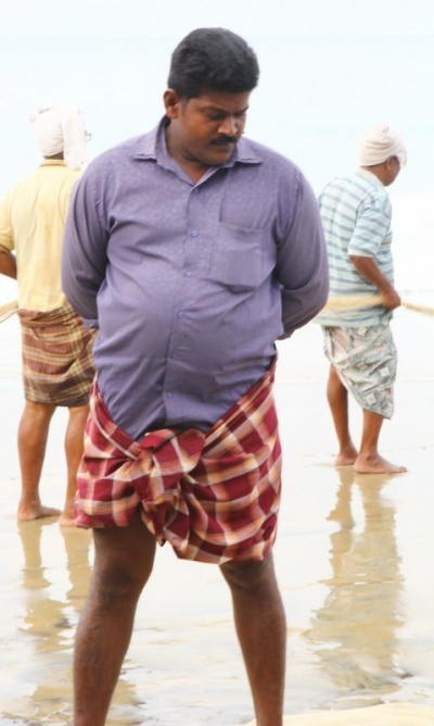 Тяжелые будни рыбаков