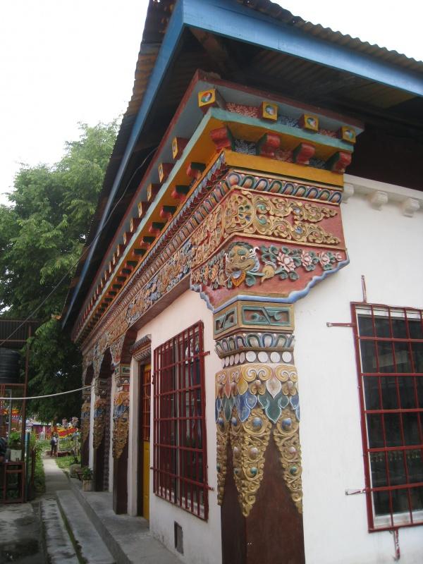 манали, храм