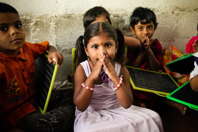 дети из школы для бедных 3