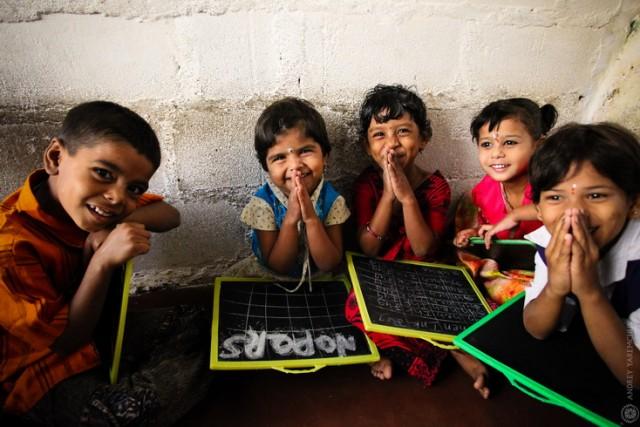 дети из школы для бедных 2
