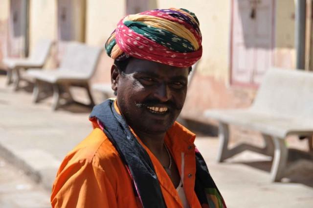 Заклинатель змей. Джайпур