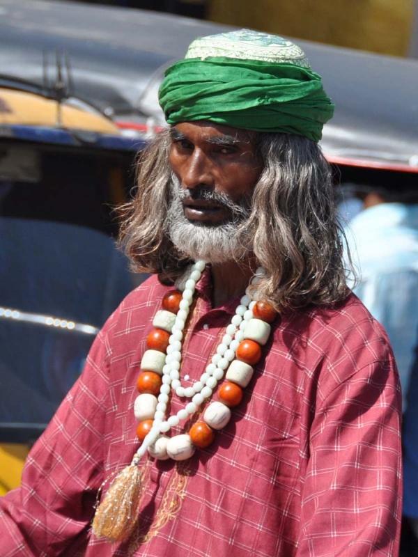 Иконописный лик. Джайпур