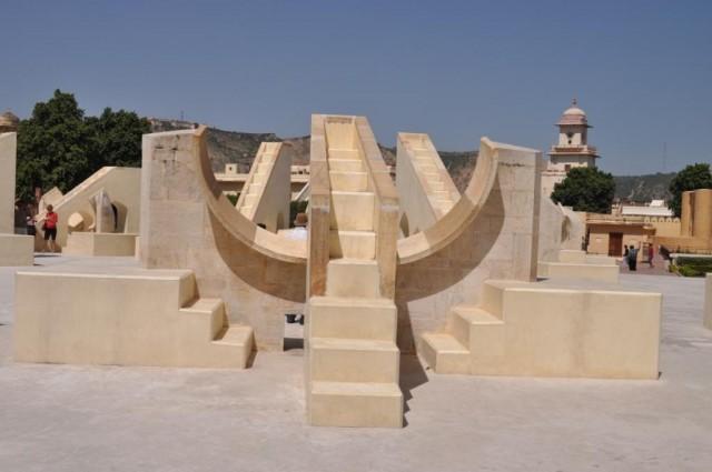 Джайпур. Джантар Мантар