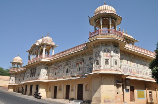Джайпур. Сисодиа Гарден