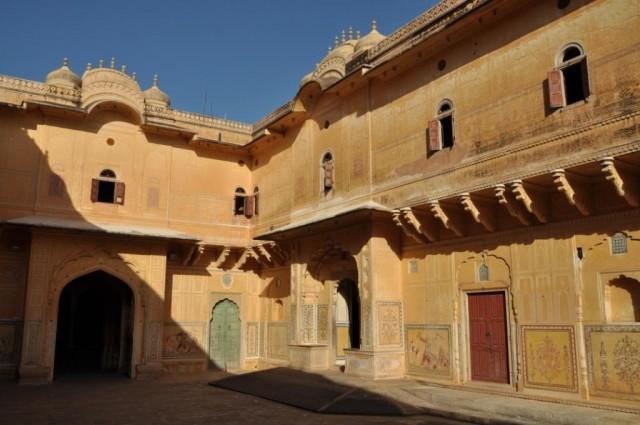 Джайпур. Форт Нахангарх.