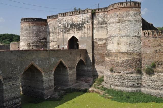 Бхаратпур. Железный Форт.