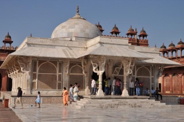 Фатехпур Сикри. Дворец.