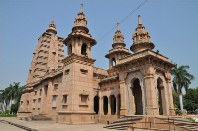 Сарнатх. Mulagandhakuti Vihara