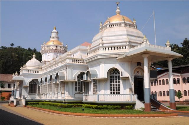 Понда. Индуистский храм