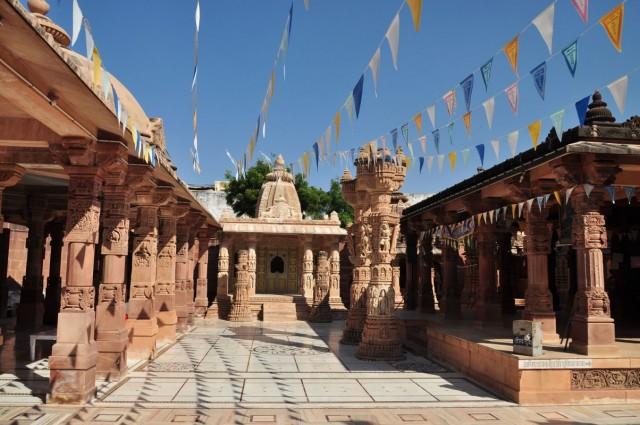 Osiyan. Jain Mahavira Temple