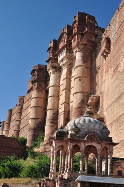 Джодхпур. Mehrangarh Fort