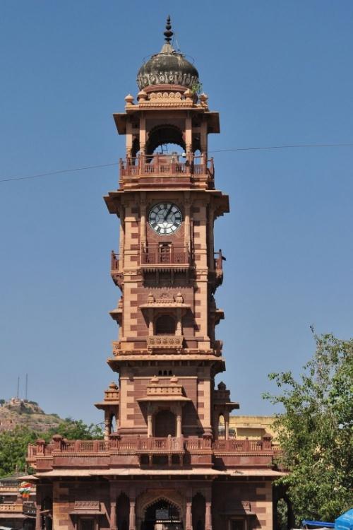 Джодхпур. Часовая Башня