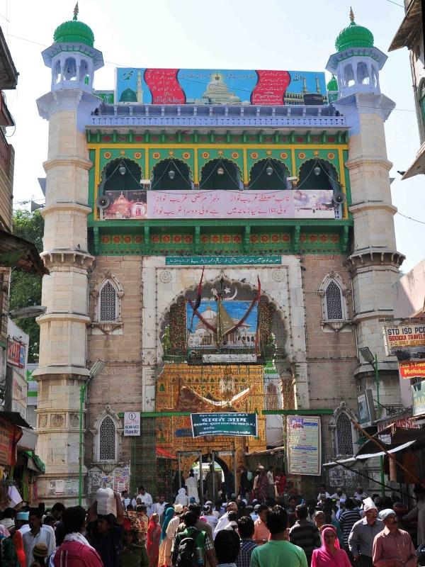 Аджмер.  Dargah Sharif