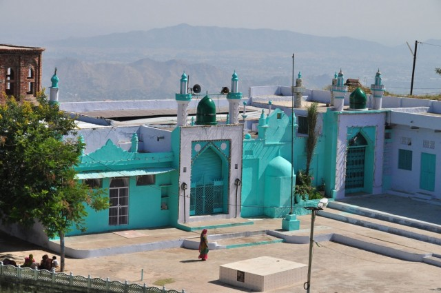 Аджмер. Мечеть в форте Тарагарх
