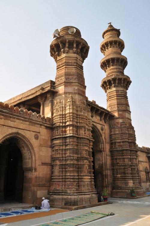 Ахмедабад.