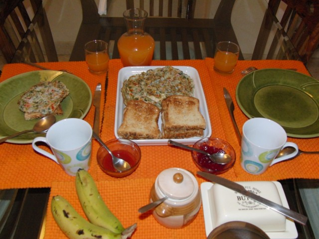 Первый завтрак